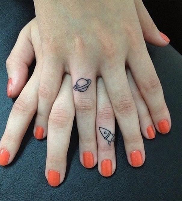 (1) Креативни тетоважи кои ја овековечуваат незаменливата сестринска љубов