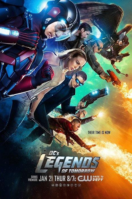 (1) ТВ серија: Легенди на утрешнината (Legends of Tomorrow)