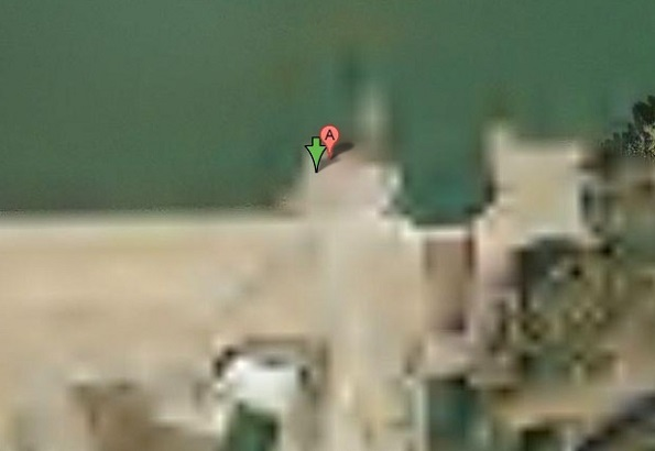 10 места кои не можете да ги видите на Google Maps