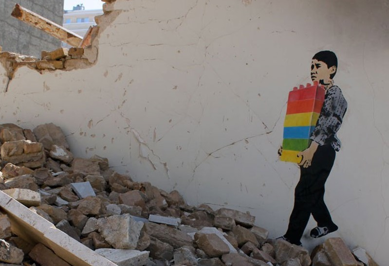 Уличната уметност во најдобро светло: 20 дела кои не смеете да ги пропуштите