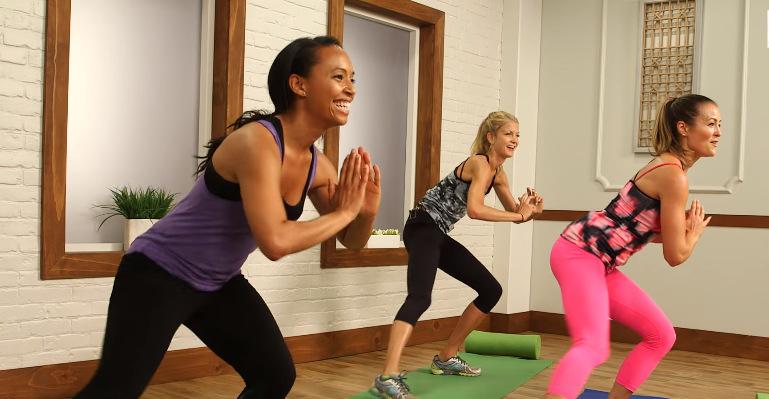 Подгответе се навреме за летото: 30-минутни вежби за совршено бикини тело