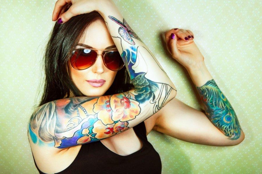 Еве зошто тетовирањето е добро за вас
