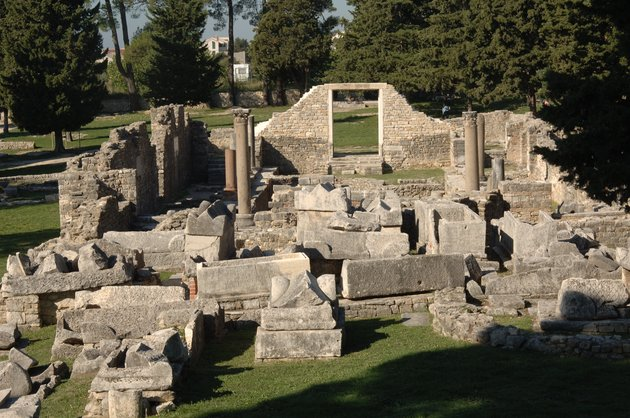 Откријте ги остатоците од најубавите римски градби во Хрватска
