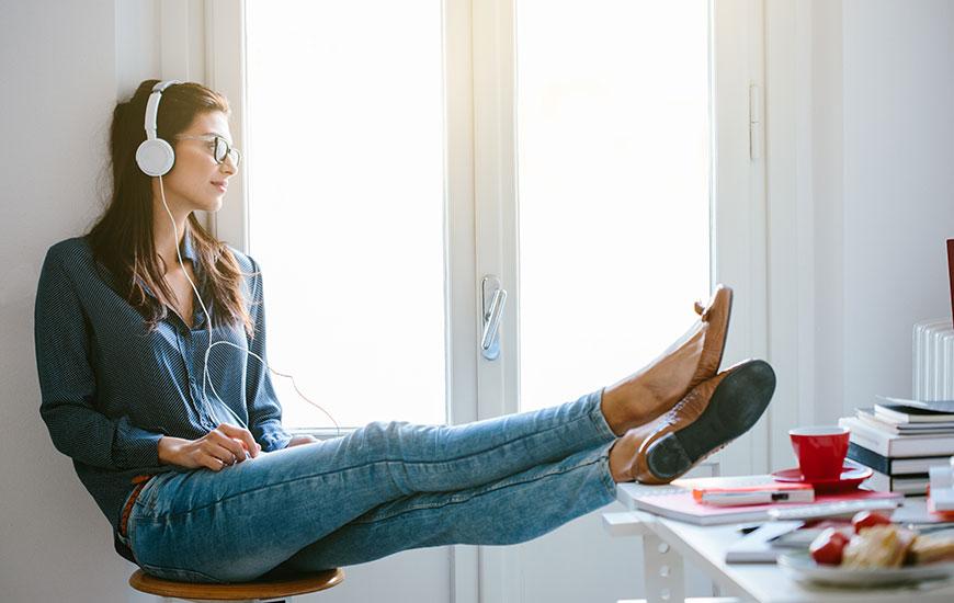 Што да направите кога не можете да го исклучите мозокот после напорниот ден?