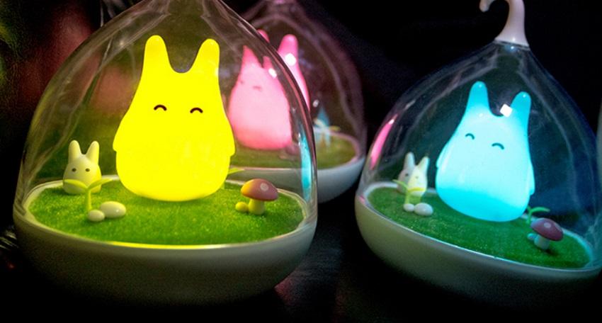 10 интересни продукти за луѓето кои се плашат од темнината
