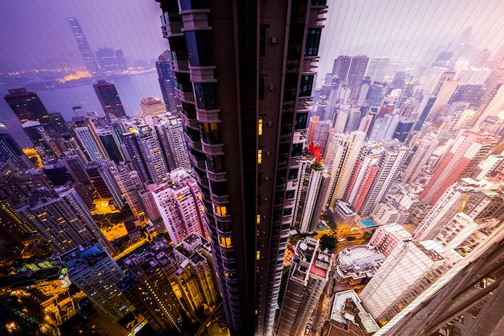 Хонгконг: 150 фотографии, 56 минути