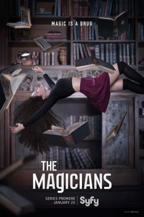 (1) ТВ серија: Магионичарите (The Magicians)
