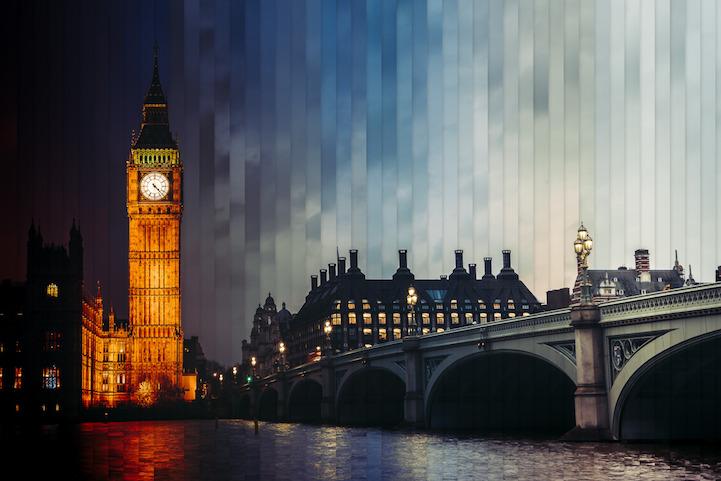 Лондон: 48 фотографии, 1 час и 36 минути