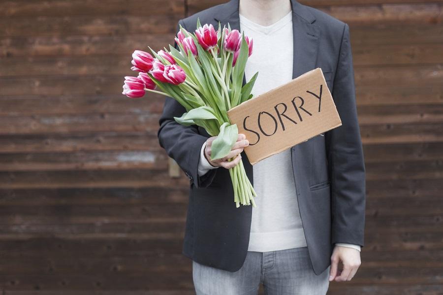Науката открива како правилно да се извините