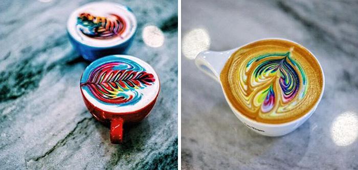 (2) За добро утро: Колоритна кафе уметност за најголемите љубители на кофеинот
