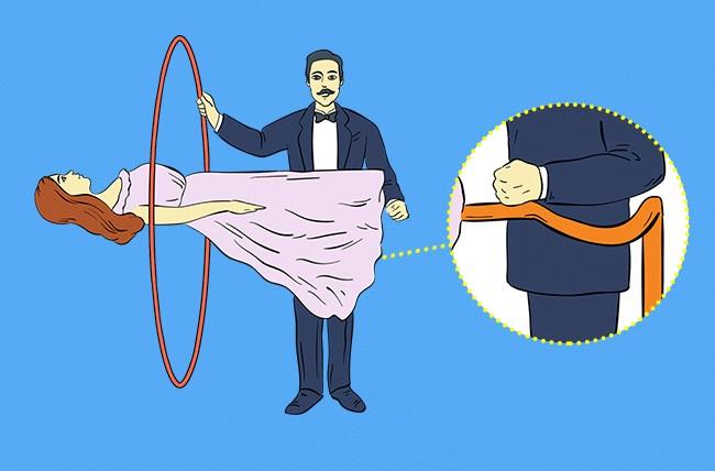 (4) Тајните зад најпознатите 5 магични трикови