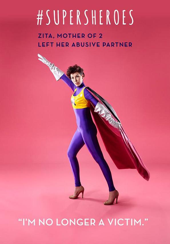 (5) 5 жени кои преживеале домашно насилство ја покажуваат својата сила преку моќни фотографии