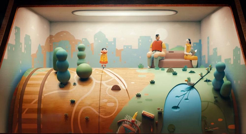 Неверојатно анимирано музичко видео кое ќе допре до вашето срце