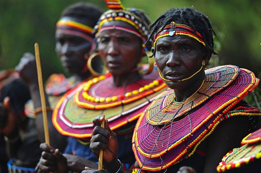 Големите мудрости на африканските племиња