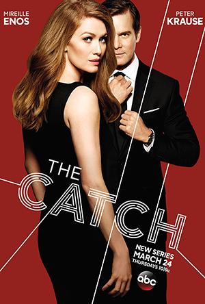 (1) ТВ серија: Добар улов (The Catch)