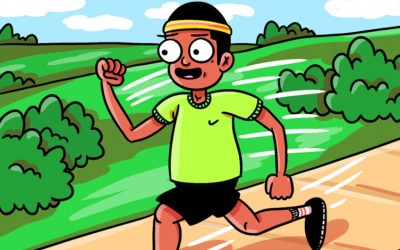 14 фази низ кои поминуваат оние кои решиле да џогираат после долго време