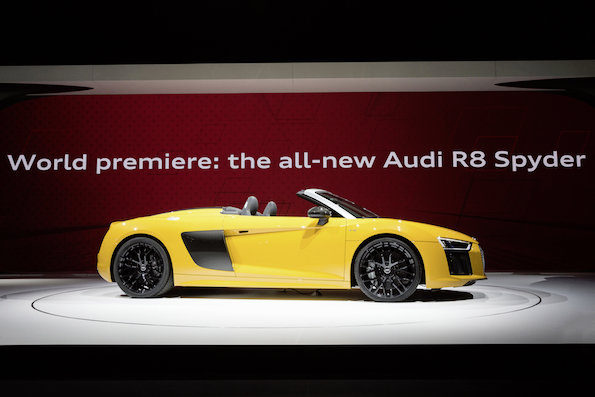 Audi at the New York International Auto Show: