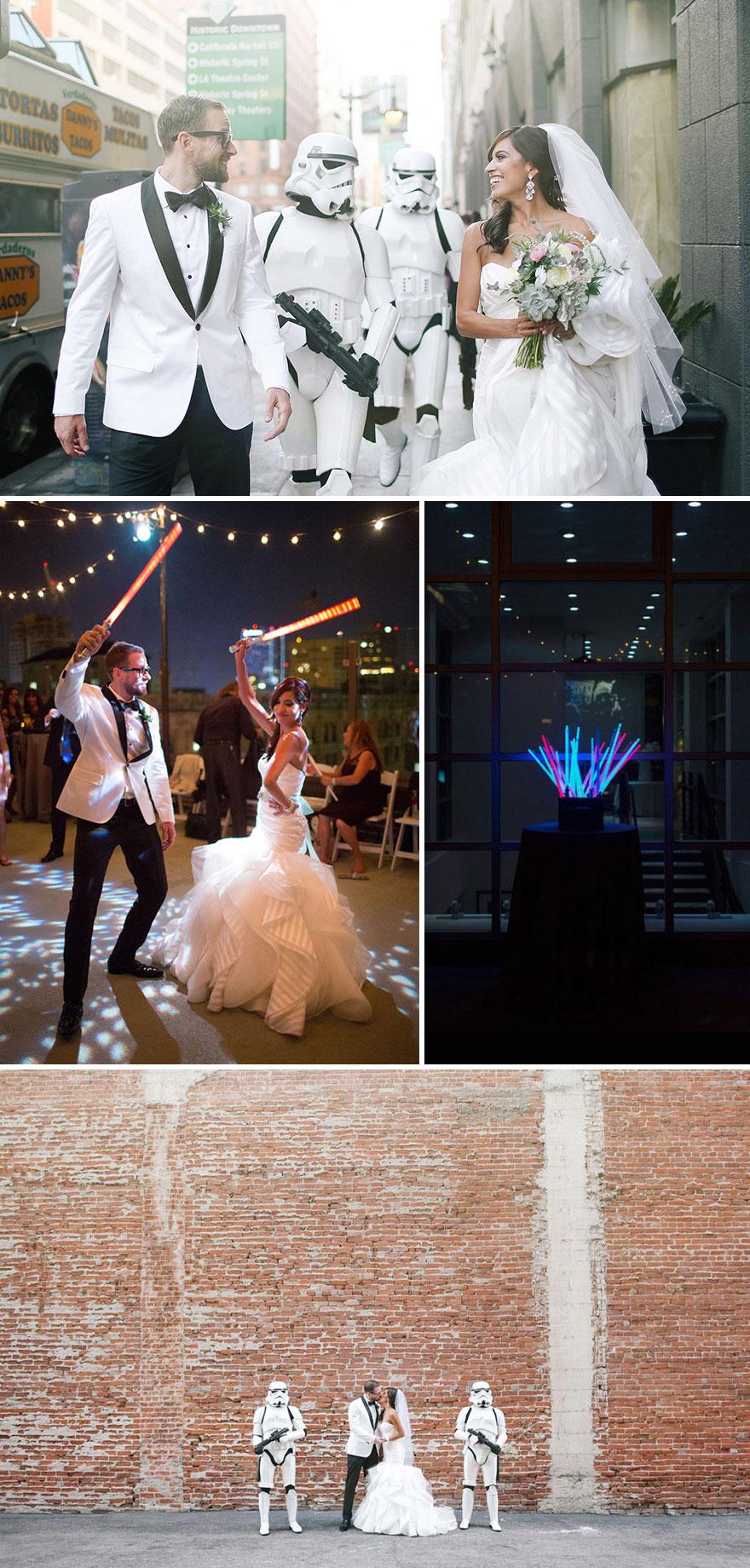 Уникатни венчавки инспирирани од светот на стриповите, книгите и филмовите