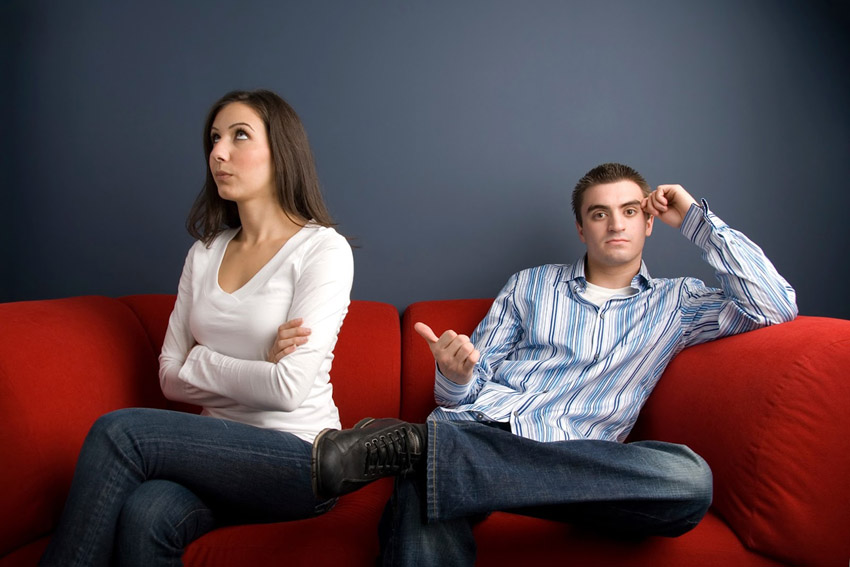 4 ситуации во кои љубовта не е доволна