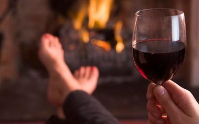 Понекогаш се што ви треба е шише вино и добро да се исплачете