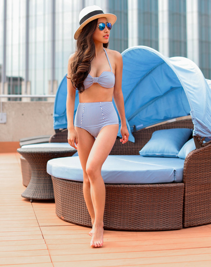 (2) 6 начини да изгледате пофотогенично во вашиот костим за капење