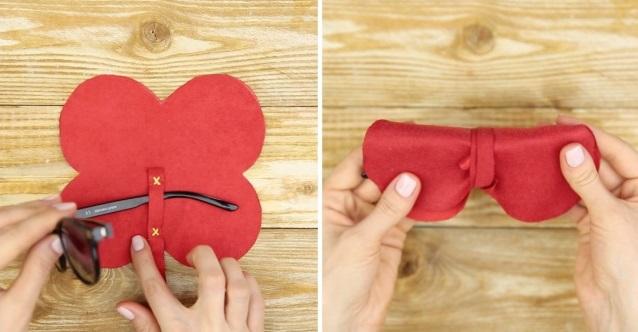 Како да направите модерна футрола за очила за помалку од 10 минути