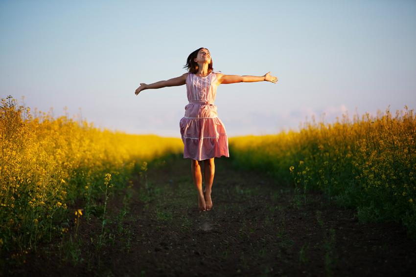 (1) Очекувајте го најдоброто и тоа ќе го добиете: 10 совети за неверојатен живот