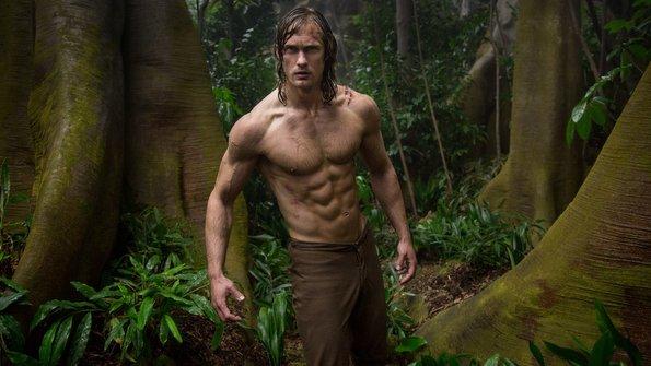 (4) Филм: Легендата за Тарзан (The Legend of Tarzan)