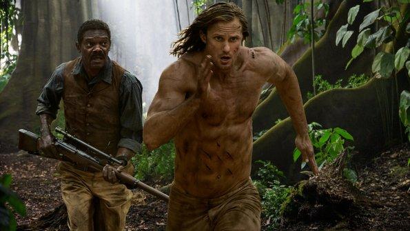 (5) Филм: Легендата за Тарзан (The Legend of Tarzan)