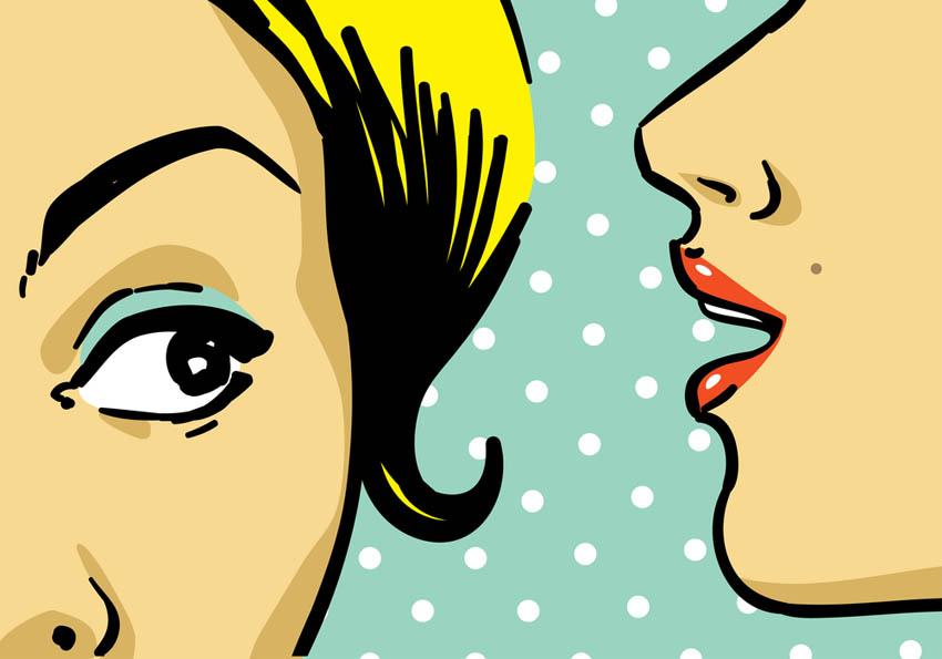(1) Лошите зборови се простуваат, но нанесената штета од нив останува