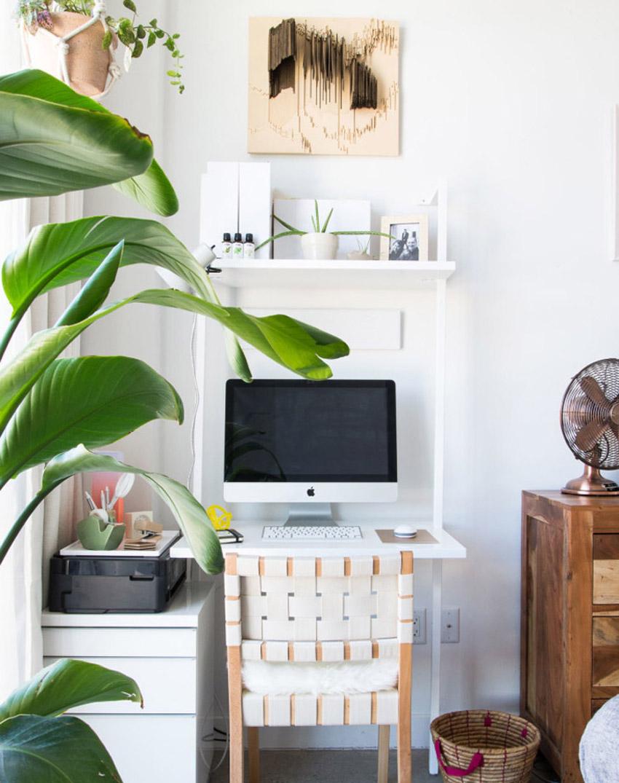 (1) Мини канцеларии: Прекрасни идеи кои ќе ве натераат да работите од дома