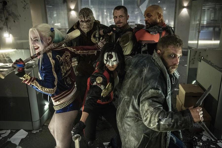 Филм: Одредот на отпишаните (Suicide Squad)