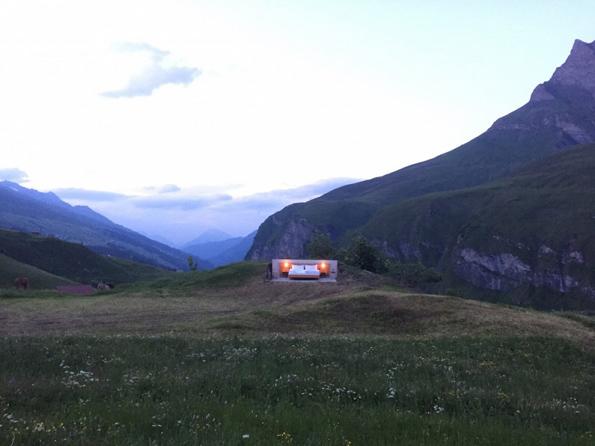 Совршено за сите туристи со авантуристички дух: Хотел без ѕидови и без таван!