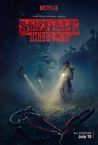 ТВ серија: Почудни нешта (Stranger Things)