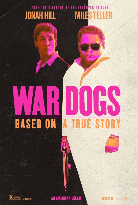 (1) Филм: Кучиња на војната (War Dogs)