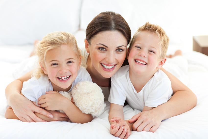 Неверојатно откритие: Децата ја наследуваат интелигенцијата од нивните мајки!