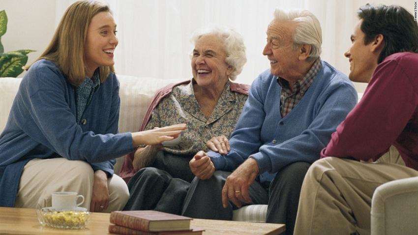 Одржувајте ја љубовта во врската со вашите родители