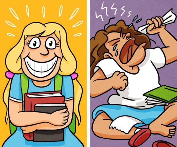 (1) Пред и потоа: Прв школски ден