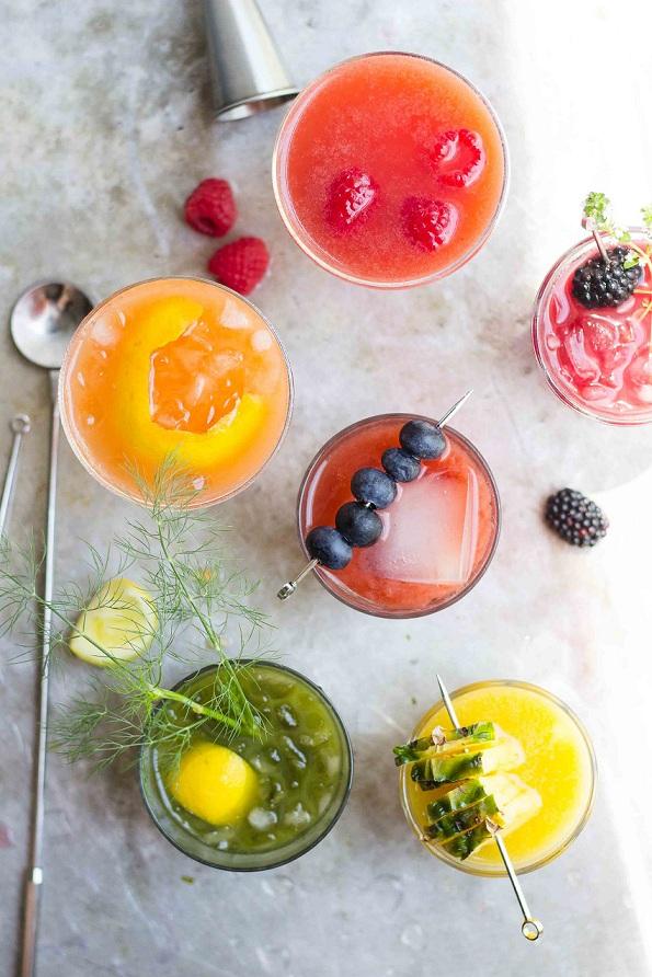 Одлични рецепти за коктели со коишто ќе го испратите летото