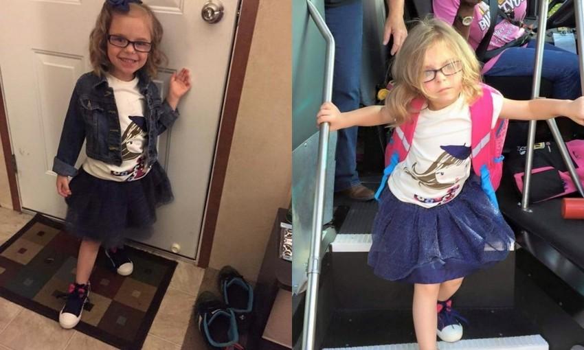 (2) Пред и потоа: Прв школски ден