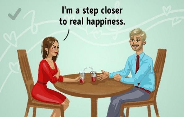 Само сум чекор поблиску до вистинската среќа