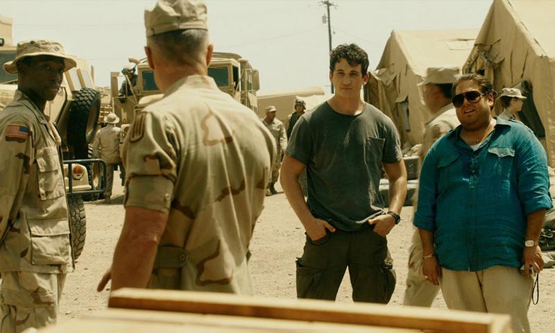 (3) Филм: Кучиња на војната (War Dogs)