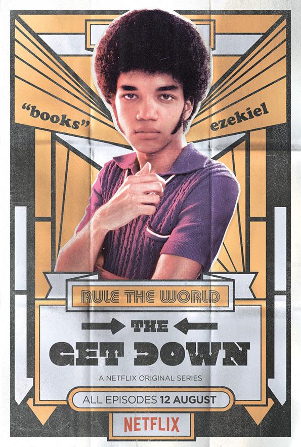 ТВ серија: Музички собир (The Get Down)