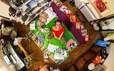 Дознајте како изгледаат спалните соби на луѓето ширум светот