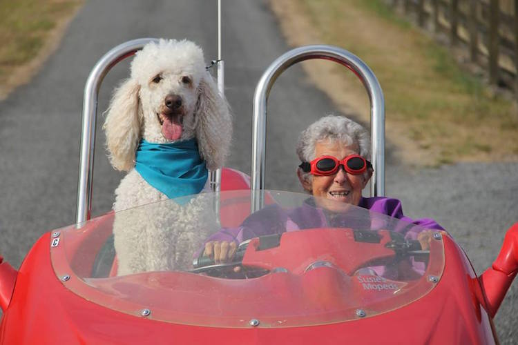 Го слави животот: Оваа 91-годишна жена реши да патува наместо да се лекува од рак