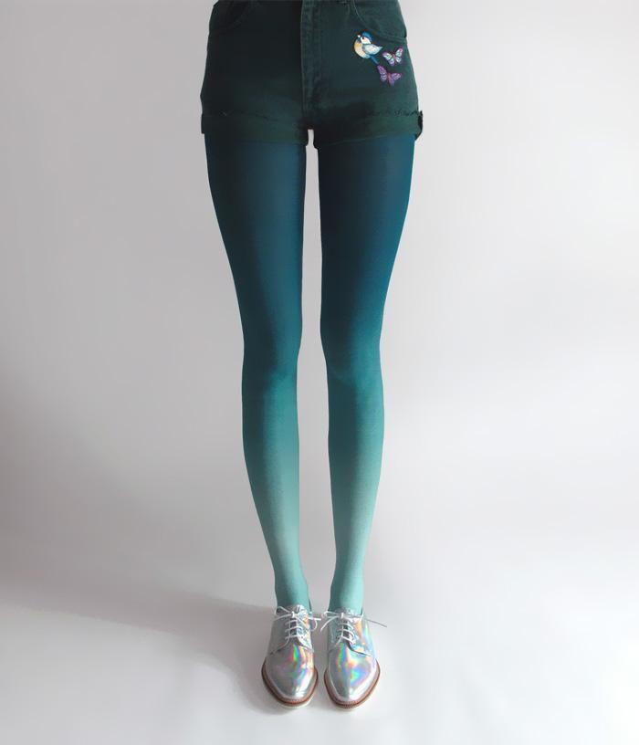 Нов моден тренд кој ќе ве освои: Рачно обоени омбре хулахопки