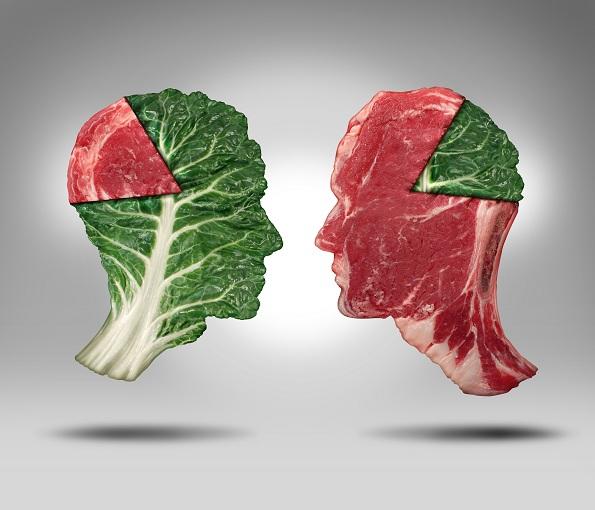 Што ќе се случи ако сите луѓе на планетата станат вегетаријанци до 2050 година?