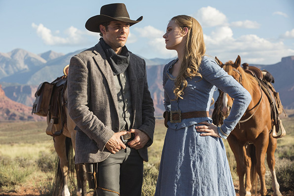(2) ТВ серија: Западен свет (Westworld)