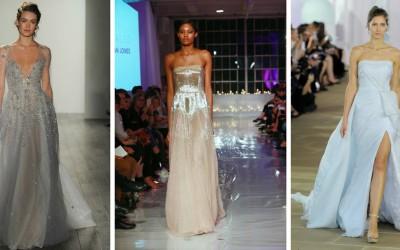 Уникатни невестински фустани кои ќе ве натераат да заборавите на класичната бела боја