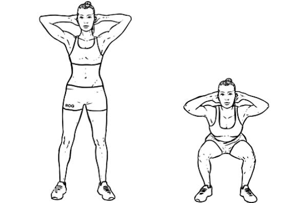 Метод за брзо слабеење: Согорете 100 калории за само 4 минути!